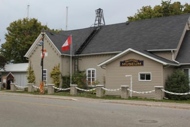 Museum Tour: The Meaford Museum