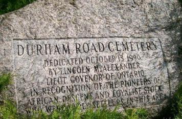 Old Durham Road Pioneer Cemetery