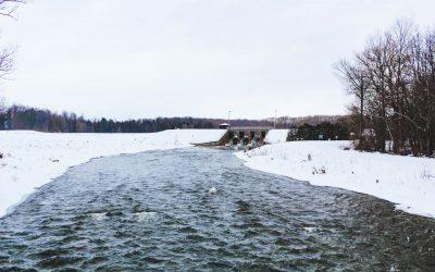 Clendenan Dam