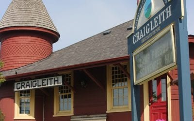 Craigleith Heritage Depot: Where History and Tourism Intersect