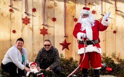 Markdale Santa Claus Static Parade 2020