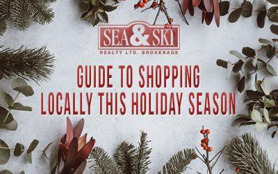 Shopping Locally this Holiday Season