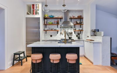 Create More Space in your Kitchen