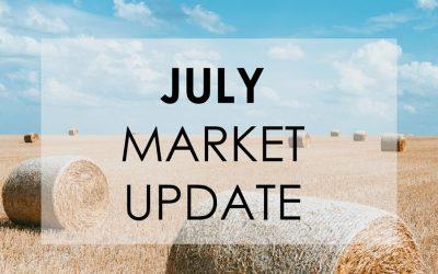 Real Estate Market Update for July 2021