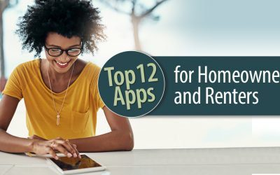 Top 12 Apps for Homeowners and Renters